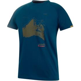 Mammut Mountain T-Shirt Men poseidon